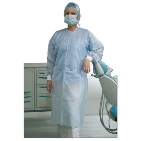 Blouses de chirurgie - Le lot de 50 blouses de chirurgie stériles